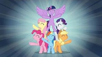 My Little Pony Best Friends Until the End of Time (Russian Official)