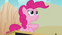 Pinkie -the best party they've ever seen!- S5E11