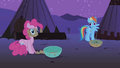 Pinkie Pie loves the buffalo's food S1E21.png