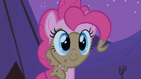 Pinkie Pie mushy stuff S01E21
