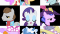 Ponies surround Rarity S2E09.png
