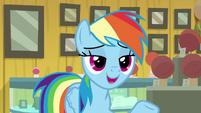 "Rainbow ""the sportiest pony in Equestria"" S9E6"