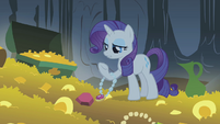 Rarity examining jewels S1E7