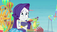 Rarity looking very starstruck EGROF