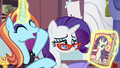"""Sassy Saddles """"just hit the stands!"""" S5E14.png"""