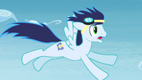 Soarin sees something S4E10