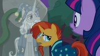 "Sunburst ""I don't think he is here"" S7E25"