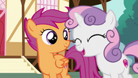 "Sweetie Belle ""we'll be three times as likely"" S6E4"