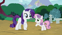 Sweetie Belle -I do have one idea- S7E6