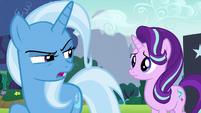 Trixie --way to rub it in-- S6E6