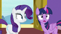 "Twilight ""never seen Spike this sad before"" S9E19"