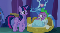 "Twilight ""these things can be stress-related"" S8E11"
