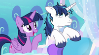 Twilight --do you have everything you need-- S6E1