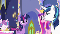 "Twilight Sparkle ""I'll have to check with Spike"" S7E3"