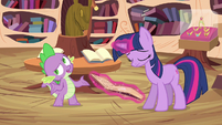 Twilight loses hope S3E13