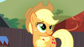 Applejack sympathetic of Trouble Shoes S5E6.png