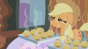 Applejack tiired S01E04