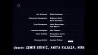Bosnian ending credits 2