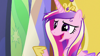 "Cadance ""you didn't have to do all that"" S7E3"