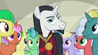 Chancellor Neighsay appears S8E16