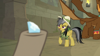 "Daring Do ""lucky guess"" S9E21"