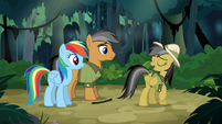 Daring Do --take them and head west-- S6E13