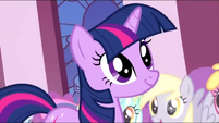 Derpy in the crowd S2E02
