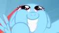 Filly Rainbow Dash big smile close up S1E23.png