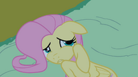 Fluttershy cowering S2E4