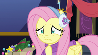 Fluttershy feeling incredibly nervous MLPBGE