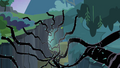 Light and black vines in a cave S4E02.png