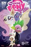 MLP comics issue 24 jetpack cover exclusive
