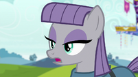 "Maud ""it isn't hard to meet somepony I like"" S7E4"