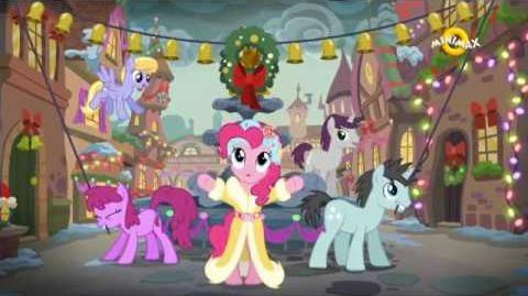 Pinkie's Present - Slovene (Minimax version)