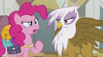 "Pinkie ""These 'dweebs' are here..."" S5E8"