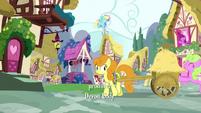 Ponies in Ponyville S6E6