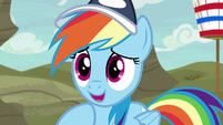 "Rainbow Dash ""pass it back to me"" S9E6"
