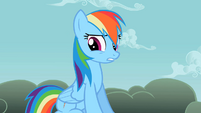 Rainbow Dash I changed S2E8