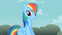 Rainbow Dash I changed S2E8