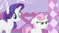 "Rarity ""the what now?"" S4E19"