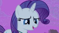 Rarity 'Of course I knew!' S4E14