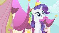 Rarity cute face idea S1E20
