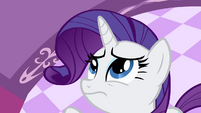 Rarity stops her magic S4E01