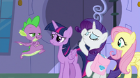 "Spike ""day of her coronation?"" S9E24"