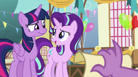 "Starlight ""hanging around Twilight for too long"" S7E15"