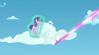 Starlight avoids magic beam S5E26