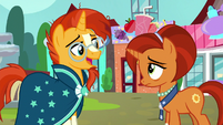 Sunburst -I need to do that on my own- S8E8