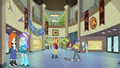 Sunset Shimmer taking pictures around CHS EGFF.png