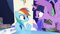 Twilight -Star Swirl and the other Pillars- S7E25