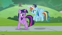 Twilight -the cheer squad is important- S9E15